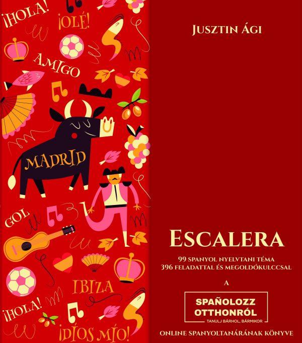 Escalera spanyol nyelvkönyv